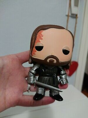 Funko Pop Game Of Thrones The Hound 05 Loose Figure