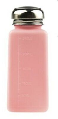 RS Pro ANTI-SPLASH PUMP DISPENSER 240ml Trigger Spray, Anti-Static PINK