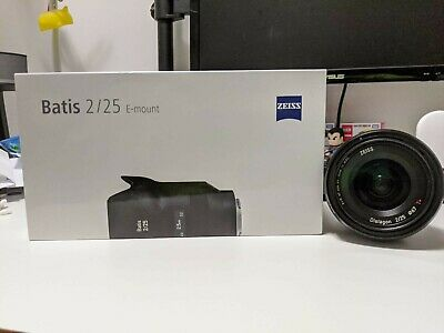 Carl Zeiss Batis 25mm F/2 for Sony E Mount - Mint condition [NYC Pick up]