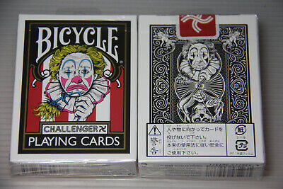 1 deck BICYCLE Challenger Playing Cards