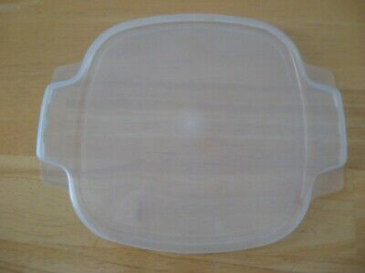 Corning Ware Plastic Storage Cover Lid Fits A 1 & A 1 1/2 Casserole Dishes
