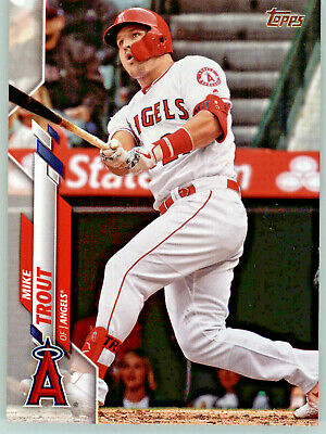 2020 Topps Series 1 BASE CARDS (1-175) YOU PICK FROM LIST COMPLETE YOUR SET