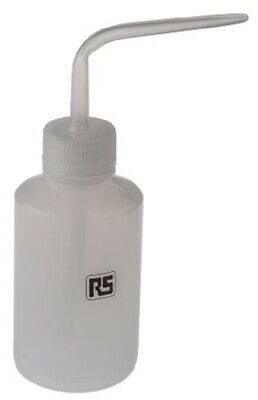 RS Pro TRANSLUCENT SQUEEZE DISPENSER BOTTLE Angled Non-Drip Spout-110ml Or 225ml