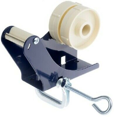 RS Pro TABLETOP TAPE DISPENSER Accepts 2x25mm/1x50mm Width Roll, Clamp-On Bench