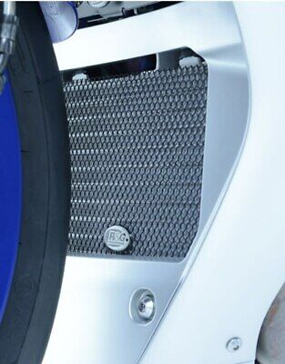 R&G Titanium Oil Cooler Guard for the Yamaha YZF-R1/R1M '15-