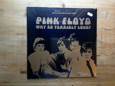 Pink Floyd Why So Terribly Loud NEW SEALED INCA GOLD Vinyl LP Record Album