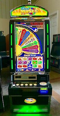 Bally Reel Money Video Machine