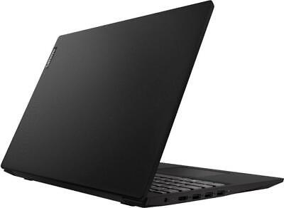 "Lenovo IdeaPad S145-15AST 15.6"" Laptop, AMD A9-9425 4GB 128GB W10, 81N3003EUK +"