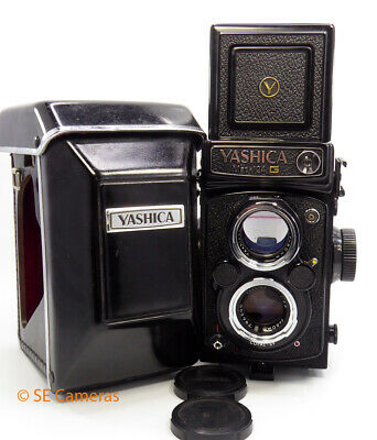 Yashica Mat-124G Tlr Camera & Case *Near Mint*