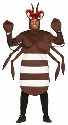Adult Unisex Mens Ladies Fly Insect Bug Fancy Dress Halloween Costume Outfit New