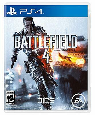 Battlefield 4 [PS4] Very Good Condition!