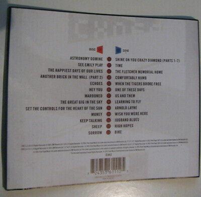 Pink Floyd : Echoes: The Best of Pink Floyd CD 2 discs (2001) (8)