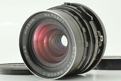🔸N MINT🔸 Mamiya Sekor C 65mm f4.5 MF Lens for RB67 Pro S SD RZ67 from Japan