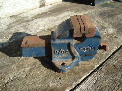 Woden B/00 small engineers vice