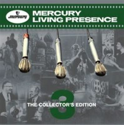 Various Artists - Mercury Living Presence 3 [CD] Boxed Set