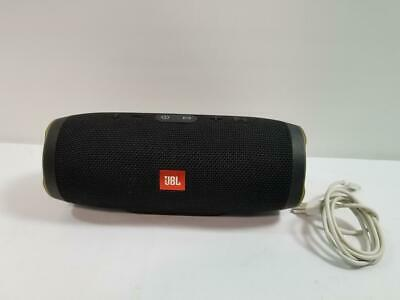JBL Charge 3 Bluetooth Wireless Portable Speaker Black (AM1046808)
