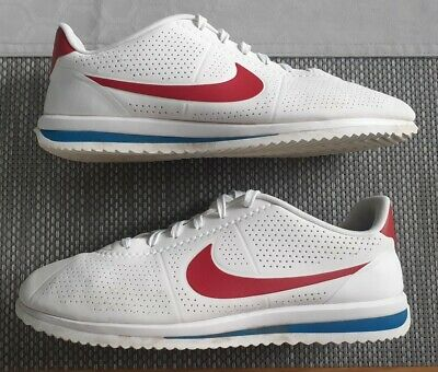 NIKE CORTEZ ULTRA br black and white trainers size 8 EUR