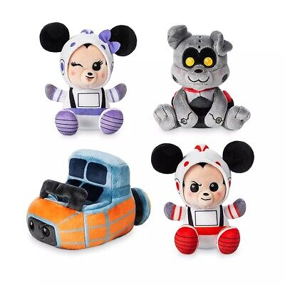 Disney Parks Wishables Mystery Micro Plush Space Mountain Series Limited Release
