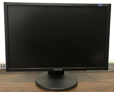 Samsung SyncMaster 2043 or 2243 or 2443BW - LCD Monitor