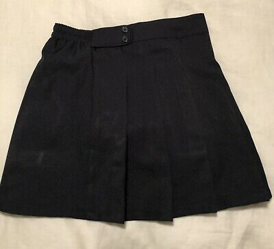 Approved Schoolwear FREE Shpg NWTA IZOD Girl's Size 10.5 PLUS Navy Pleat Skort