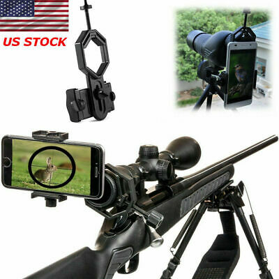 Universal Cell Phone Camera Adapter Mount Binocular For Telescope Spotting Scope