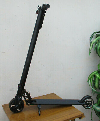 Quality Adult Size, Alloy Scooter, Rear Foot Brake, Stand, As New. Opt. 2
