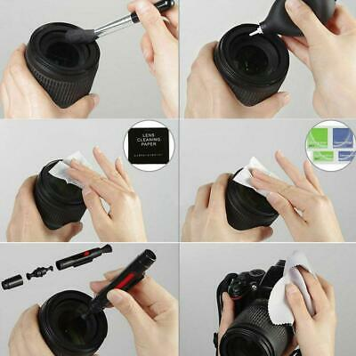 Professional Lens Cleaning Kit For Canon/Nikon LG DSLR Camera