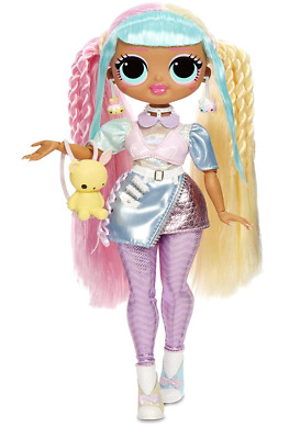 NEW LOL SURPRISE OMG Series 2 CANDYLICIOUS Fashion Doll with 20 Surprises 10""