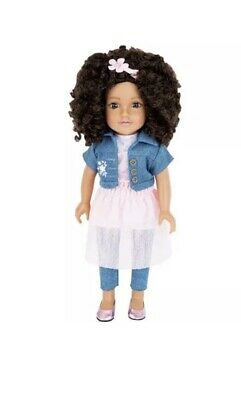 Chad Valley Designafriend Layla Doll - 18 inches/45cm Tall - New & Boxed