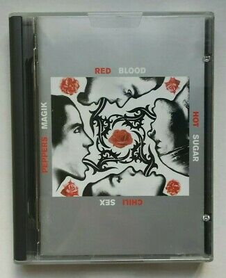 Red Hot Chili Peppers - Blood Suger Sex Magik MiniDisc Album MD Music Rare