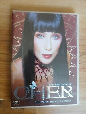 Cher: The Very Best Of - The Video Hits Collection DVD (2004) Cher cert E