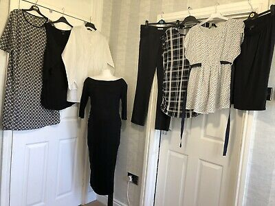 (161) Huge Maternity Work Wear Bundle Size 14