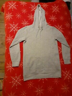 girls grey hoodie, size small, used great condition
