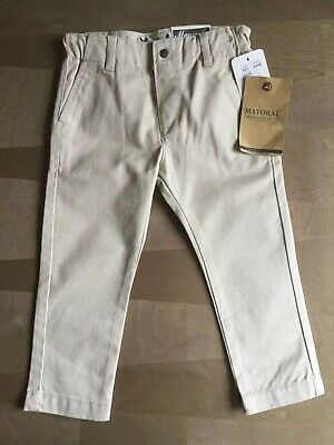 Mayoral Baby Boys Chino Trousers Age 18 Months