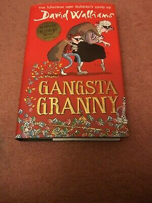 GANGSTA GRANNY by David Walliams (Hardback, 2011)  1st/1st