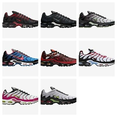 New Nike Air Max Plus Airmax Plus Multiple Colors Sizes 7.5 - 15