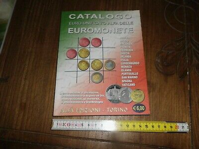 Catalogo Alfa Euromonete 2003/04 Monete Euro Commemorative