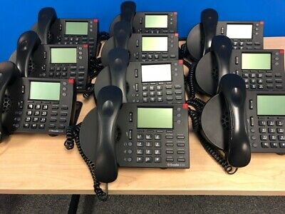 Shortel IP 230 VOIP Telephone – Lot of (10)