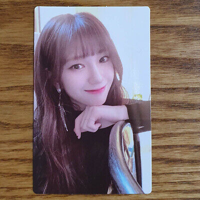 Suyun Official Photocard Rocket Punch 2nd Mini Album Red Punch Genuine Kpop