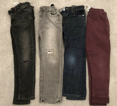 Boys Next Trousers Age 7-8 Years Jeans Joggers