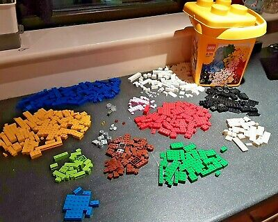 LEGO 10662 Bricks and More Creative Bucket with 607+ mixed pieces