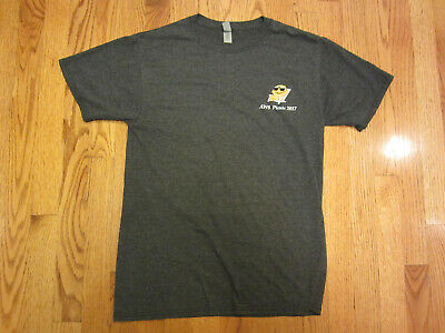 Amazon Web Services AWS logo T-SHIRT Employee Only Small Gray SM tee Cloud Data
