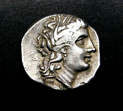 LUCANIA, Metapontum. Stunning Rare Stater. Ancient Greek Silver Coin