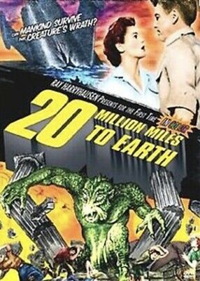 20 Million Miles To Earth Super 8mm Film Trailer