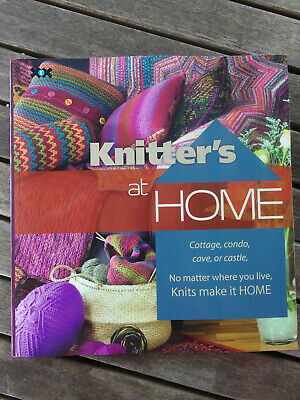 Knitter's @ Home  Paperback  From the Archives of Knitters Magazine Collection