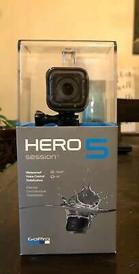 New GoPro HERO5 Session HD Action Camera Complete In Box Never Opened.