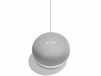 Google Home Mini Smart Speaker with Google Assistant - Chalk Factory Sealed