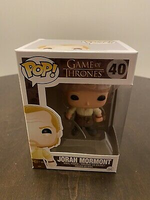 Game Of Thrones Jorah Mormont Funko Pop Vinyl Figure