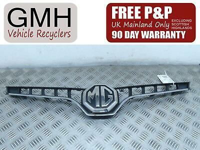 Mg Mg3 Mk1 Front Upper Bumper Grille Grill 2012-2018©