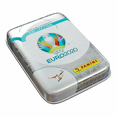 Panini Adrenalyn XL Uefa Euro EM 2020 Classic Mega Tin Box + Mini Tin Limited
